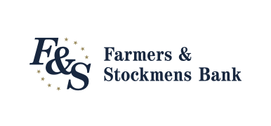 Farmers & Stockmens Bank logo